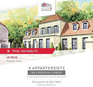 LE PECQ Appartement Eligible Loi Pinel